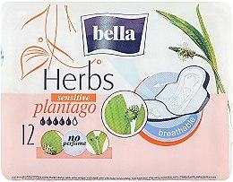 Düfte, Parfümerie und Kosmetik Damenbinden Panty Herbs Plantago 12 St. - Bella