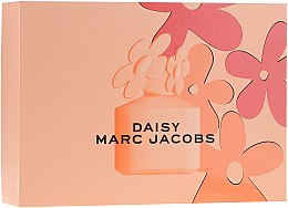 Düfte, Parfümerie und Kosmetik Marc Jacobs Daisy - Duftset (Eau de Toilette 50ml + Körperlotion 75ml + Duschgel 75ml)