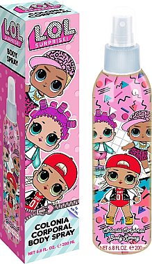 Air-Val International Lol Surprise - Parfümiertes Körperspray — Bild N1