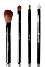 Düfte, Parfümerie und Kosmetik Make-up Pinselset 4-tlg. - Donegal