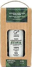 Veganes Feuchtigkeitsöl mit Lavendelduft - GoNature Ultra Moisturising Oil — Bild N3