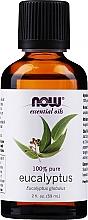 Düfte, Parfümerie und Kosmetik Ätherisches Öl Eukalyptus - Now Foods Eucalyptus Essential Oils