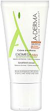 Düfte, Parfümerie und Kosmetik Gesichts- und Körpercreme mit aktiven Pflanzenextrakten - A-Derma Exomega D.E.F.I Emollient Cream