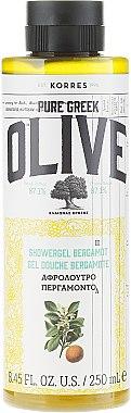 "Duschgel ""Bergamotte"" - Korres Pure Greek Olive Bergamot Shower Gel — Bild N1"