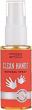 Antibakterielles Handspray - Wooden Spoon Clean Hands Natural Spray — Bild N1