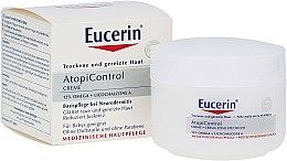 Düfte, Parfümerie und Kosmetik Nährende Gesichtscreme für trockene und gereizte Haut - Eucerin AtopiControl Care Cream