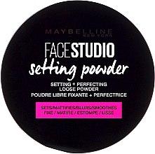 Düfte, Parfümerie und Kosmetik Loser transparenter Fixierpuder - Maybelline Master Fix Setting Perfecting Loose Powder