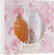 Düfte, Parfümerie und Kosmetik Urlic De Varens Indra - Duftset (Eau de Parfum 100ml + Deospray 125ml)