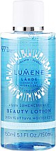 Düfte, Parfümerie und Kosmetik Gesichtsreinigungslotion - Lumene Lahde Aqua Lumenessence Beauty Lotion