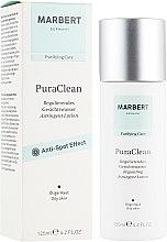 Düfte, Parfümerie und Kosmetik Regulierendes Gesichtswasser mit Extrakt aus wildem Stiefmütterchen - Marbert Pura Clean Regulating Lotion