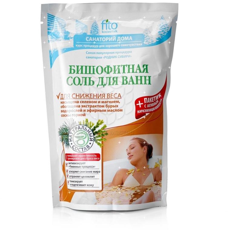 Bischofit-Badesalze mit einem Schlankheitseffekt - Fito Kosmetik — Bild N1