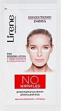 Düfte, Parfümerie und Kosmetik Augenpatches gegen Falten - Lirene Dermo Program No Wrinkles