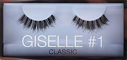 Düfte, Parfümerie und Kosmetik Künstliche Wimpern №1 - Huda Beauty Giselle Lash 1