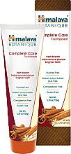 Düfte, Parfümerie und Kosmetik Fluoridfreie Zahnpasta mit Zimt - Himalaya Herbals Botanique Complete Care Toothpaste Simply Cinnamon
