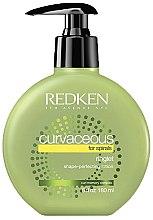 Düfte, Parfümerie und Kosmetik Haarlotion - Redken Curvaceous Ringlet Shape-Perfecting Lotion