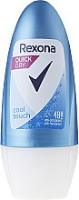 Deo Roll-on Antitranspirant - Rexona Cool Touch Woman Deodorant Roll-On — Bild N1