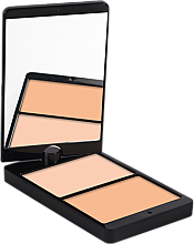 Highlighter Gesichtspalette - NoUBA To Sculpt Face Contouring Duo — Bild N1