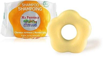 Bio Shampoo für normales Haar mit gelber Tonerde - Ma Provence Shampoo — Bild N2