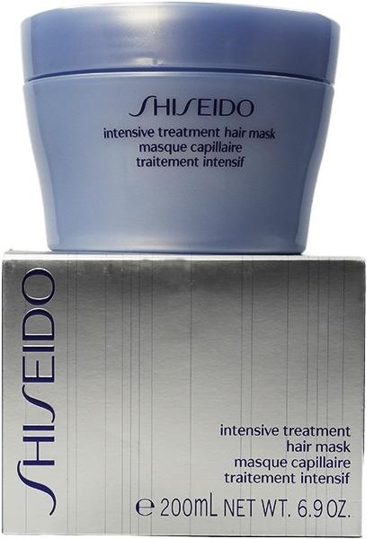 Haarmaske zur Intensivbehandlung - Shiseido Intensive Treatment Hair Mask — Bild N2