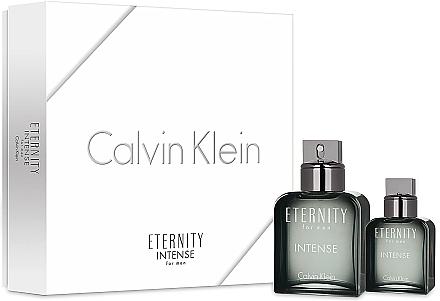 Calvin Klein Eternity for Men Intense - Eau de Toilette Set (Eau de Toilette/100ml + Eau de Toilette/30ml) — Bild N1