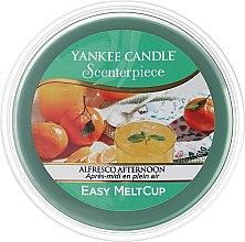 Düfte, Parfümerie und Kosmetik Tart-Duftwachs Alfresco Afternoon - Yankee Candle Alfresco Afternoon Melt Cup