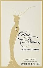 Celine Dion Signature - Eau de Toilette — Bild N2