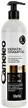 Shampoo mit Keratin für beschädigtes Haar - Delia Cameleo Shampoo — Bild N4