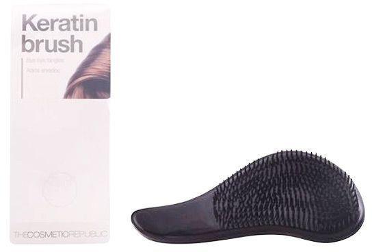 Keratin-Pflegebürste - The Cosmetic Republic Keratin Brush — Bild N1