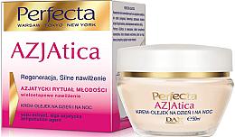 Düfte, Parfümerie und Kosmetik Creme-Öl für Tag und Nacht mit Yuzu-Extrakt - Dax Cosmetics Perfecta Azjatica White Cream Oil