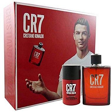 Cristiano Ronaldo CR7 - Duftset (Eau de Toilette/50ml+Deo-Stick/75g) — Bild N1