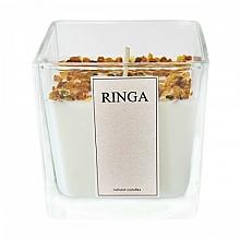 Düfte, Parfümerie und Kosmetik Natürliche Duftkerze - Ringa Oud With Amber Candle