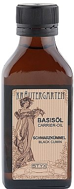 Basisöl mit Schwarzkümmel - Styx Naturcosmetic Basisol Carrier-Oil — Bild N1
