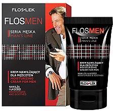 Düfte, Parfümerie und Kosmetik Intensive feuchtigkeitsspendende Gesichtscreme - Floslek Flosmen Moisturizing Cream For Men