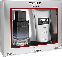 Düfte, Parfümerie und Kosmetik Yves de Sistelle Writer for Men - Duftset (Eau de Toilette 100ml + Duschgel 150ml)