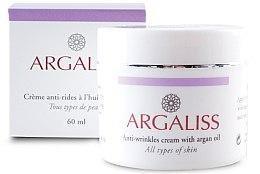 Düfte, Parfümerie und Kosmetik Anti-Falten Creme mit Arganöl - Argaliss Anti-wrinkles Cream with Argan Oil