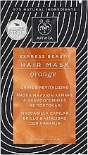 Düfte, Parfümerie und Kosmetik Revitalisierende Haarmaske für mehr Glanz mit Orange - Apivita Shine & Revitalizing Hair Mask With Orange