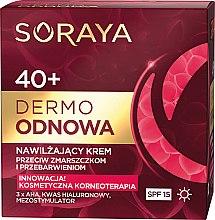 Düfte, Parfümerie und Kosmetik Tagescreme - Soraya Dermo Odnowa 40+ Cream SPF15