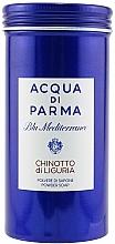 Düfte, Parfümerie und Kosmetik Acqua di Parma Blu Mediterraneo Chinotto di Liguria - Puderseife