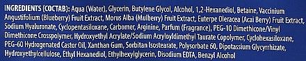 Feuchtigkeitsspendende Tuchmaske mit Hyaluronsäure - Beauty Formulas — Bild N3