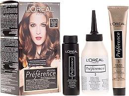 Düfte, Parfümerie und Kosmetik Haarfarbe - L'Oreal Paris Recital Preference