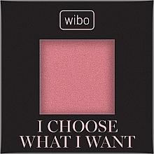 Düfte, Parfümerie und Kosmetik Gesichtsrouge Nachfüller - Wibo I Choose What I Want Blusher