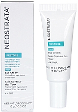 Düfte, Parfümerie und Kosmetik Regenerierende und feuchtigkeitsspendende Creme für die Augenpartie - Neostrata Restore Eye Cream