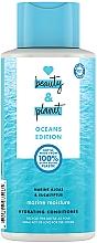 Düfte, Parfümerie und Kosmetik Haarspülung mit Algen und Eukalyptus - Love Beauty & Planet Marine Algae & Eucalyptus Conditioner