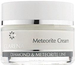 Düfte, Parfümerie und Kosmetik Aufhellende Anti-Aging Gesichtscreme für reife, graue und müde Haut mit Meteoritenpulver - Clarena Anti Age De LUX Line Meteorite Cream
