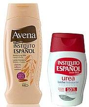 Düfte, Parfümerie und Kosmetik Kosmetikset - Instituto Espanol Avena Set (Körperbalsam/500ml + Körpermilch/100ml)