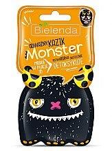 Düfte, Parfümerie und Kosmetik Detox 3D-Tuchmaske - Bielenda Monster 3D Fase Detox Mask