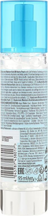BB Creme für normales bis trockenes Haar - Schwarzkopf Professional BC Hyaluronic Moisture Kick BB Hydra Pearl — Bild N2