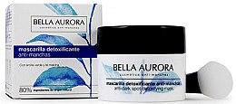 Düfte, Parfümerie und Kosmetik Geischtsmaske gegen Mitesser - Bella Aurora Anti-Dark Spot Detoxifying Mask