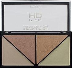 Düfte, Parfümerie und Kosmetik Highlighter-Palette - Makeup Revolution HD Pro Strobe Revolution