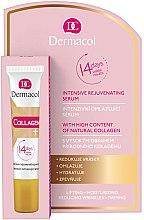 Düfte, Parfümerie und Kosmetik Intensiv verjüngendes Gesichtsserum mit Kollagen - Dermacol Collagen+ Intensive Rejuvenating Serum